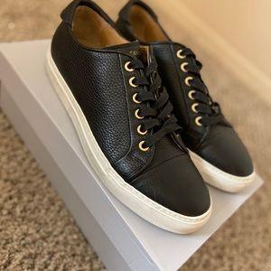 Men's collegium black sneakers